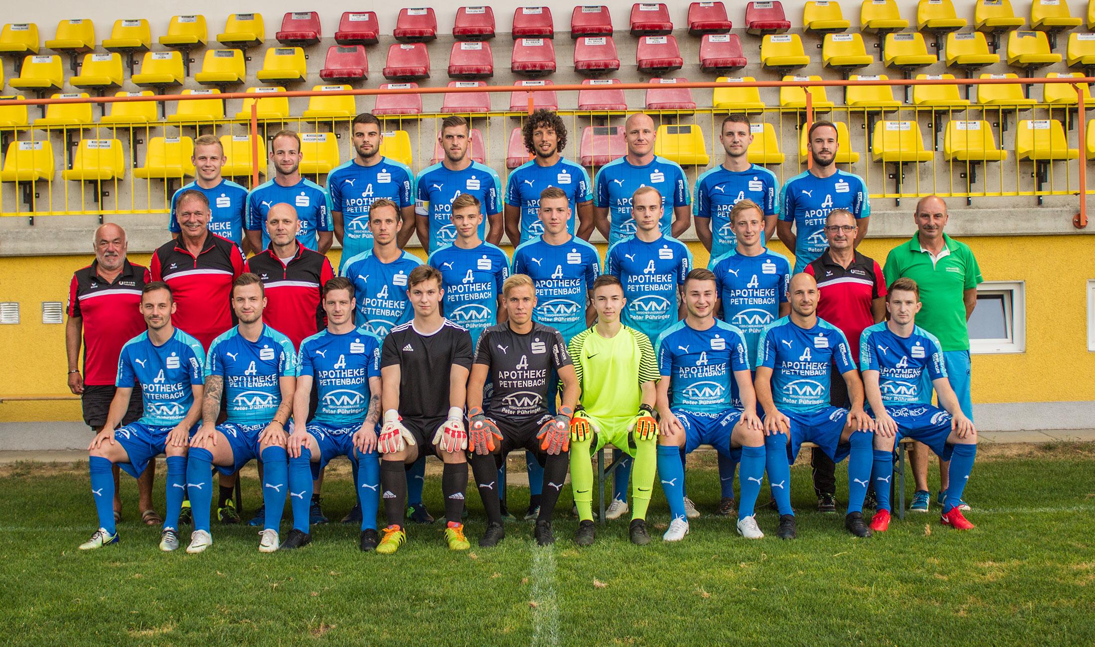 Union Pettenbach Kampfmannschaft 2018/19