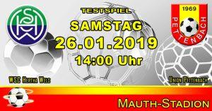 Testspiel Hertha Wels @ Mauthstadion Wels | Wels | Oberösterreich | Österreich