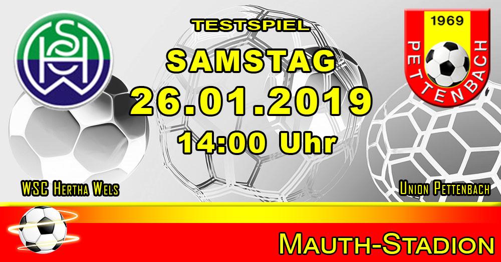 Testspiel Hertha Wels