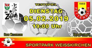 Testspiel Weißkirchen @ Sportpark Weißkirchen | Weißkirchen an der Traun | Oberösterreich | Österreich