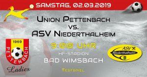 Testspiel Niederthalheim @ HF Stadion | Oberösterreich | Österreich