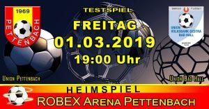 Testspiel Bad Hall @ ROBEX Arena Pettenbach | Oberösterreich | Österreich