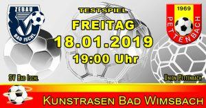 Testspiel Bad Ischl @ Kunstrasen Bad Wimsbach | Oberösterreich | Österreich
