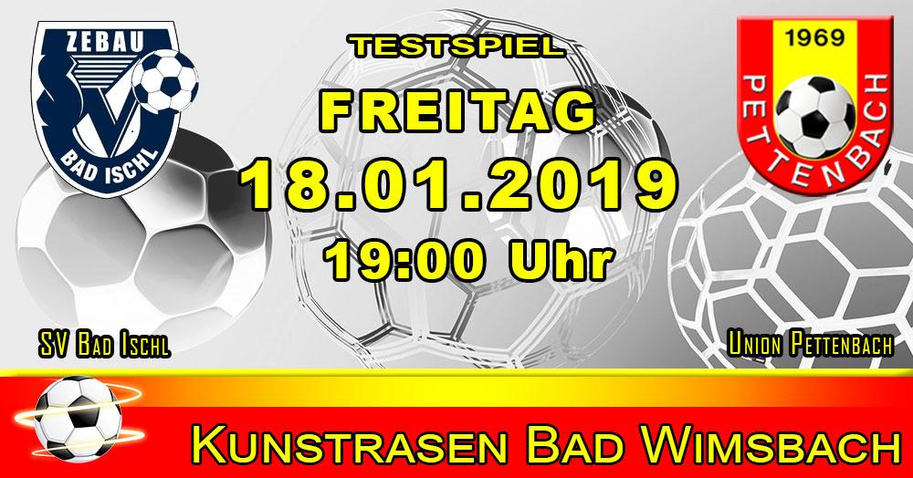 Testspiel Bad Ischl