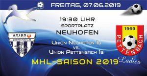 MHL-Spiel Neuhofen @ Sportplatz Union Neuhofen | Neuhofen an der Krems | Oberösterreich | Österreich