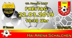 Runde 15 LLW 2018/19 @ Hai Arena Schalchen | Schalchen | Oberösterreich | Österreich