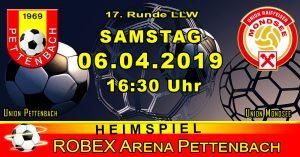 Runde 17 LLW 2018/19 @ ROBEX Arena Pettenbach | Oberösterreich | Österreich