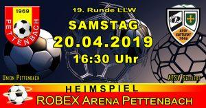 Runde 19 LLW 2018/19 @ ROBEX Arena Pettenbach | Oberösterreich | Österreich