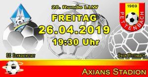 Runde 20 LLW 2018/19 @ Axians Stadion Schwanenstadt | Schwanenstadt | Oberösterreich | Österreich