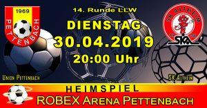 Runde 14 LLW 2018/19 @ ROBEX Arena Pettenbach | Oberösterreich | Österreich