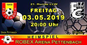 Runde 21 LLW 2018/19 @ ROBEX Arena Pettenbach | Oberösterreich | Österreich