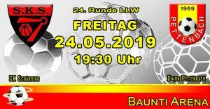 Runde 24 LLW 2018/19 @ Baunti Arena | Schärding Vorstadt | Oberösterreich | Österreich