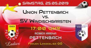 17. Runde FR LL 2018/19 @ ROBEX Arena Pettenbach | Oberösterreich | Österreich