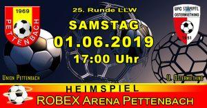 Runde 25 LLW 2018/19 @ ROBEX Arena Pettenbach | Oberösterreich | Österreich