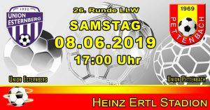 Runde 26 LLW 2018/19 @ Heinz Ertl Stadion | Schörgeneck | Oberösterreich | Österreich
