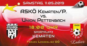 16. Runde FR LL 2018/19 @ Sportplatz Kematen | Kematen an der Krems | Oberösterreich | Österreich