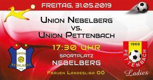 18. Runde FR LL 2018/19 @ Waldparkstadion Nebelberg | Stift am Grenzbach | Oberösterreich | Österreich