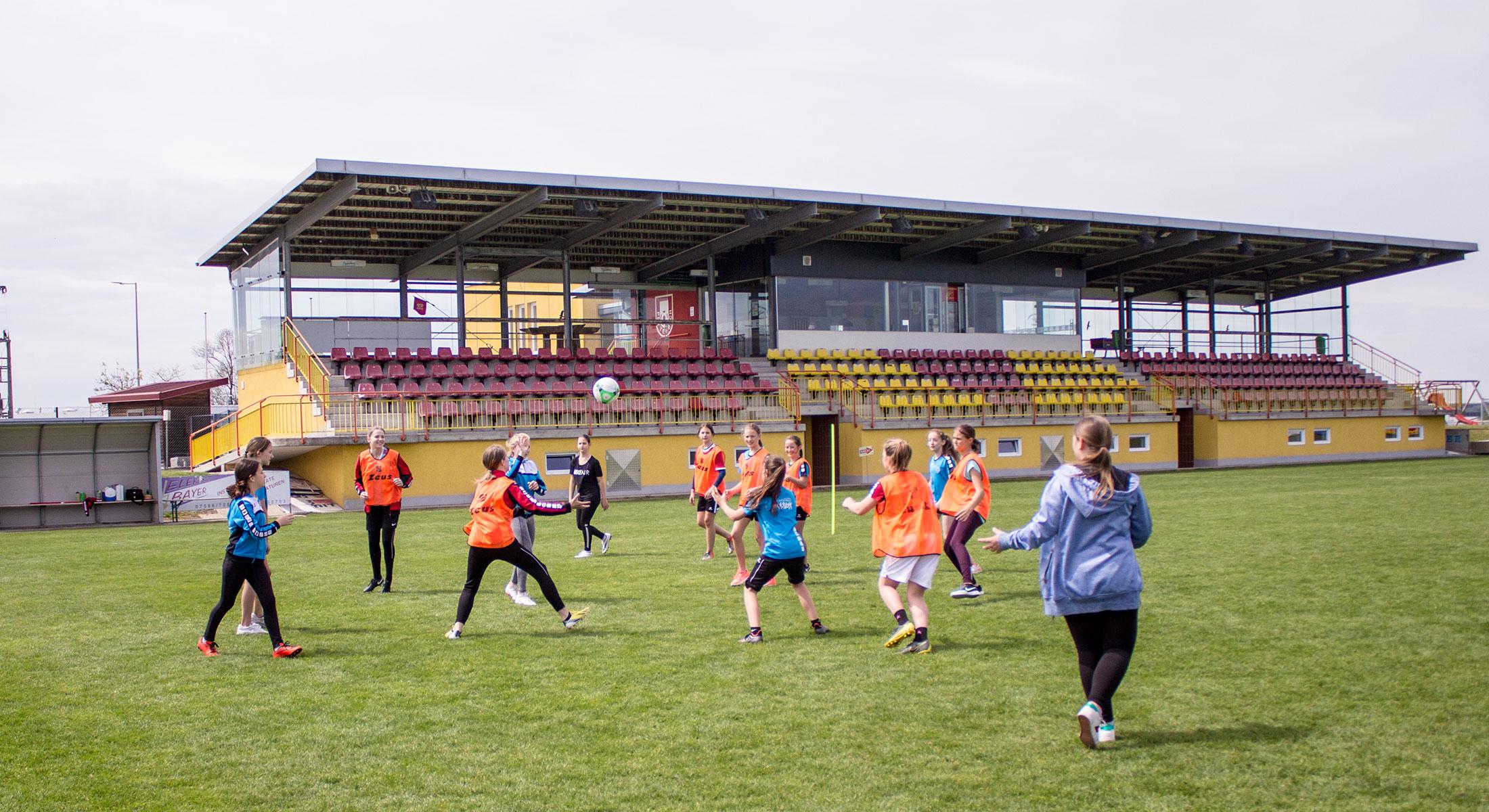Projekt Zukunft Frauenfussball