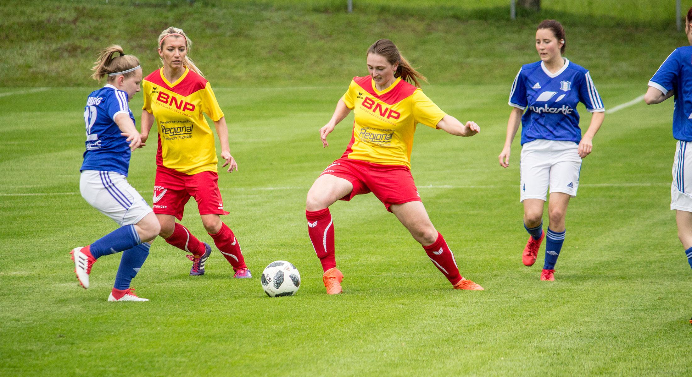 Erste Saison Landesliga abgeschlossen