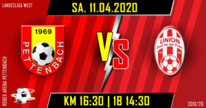 17. Runde LLW 2019/20 @ Robex Arena Pettenbach