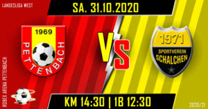 12. Runde Landesliga West @ ROBEX Arena Pettenbach