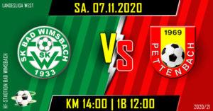 13. Runde Landesliga West @ HF Stadion Bad Wimsbach