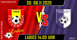 9. Runde Frauen Landesliga OÖ @ ROBEX Arena Pettenbach