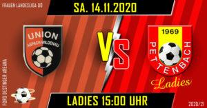 10. Runde Frauen Landesliga OÖ @ Ford Destinger Arena