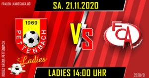 11. Runde Frauen Landesliga OÖ @ ROBEX Arena Pettenbach