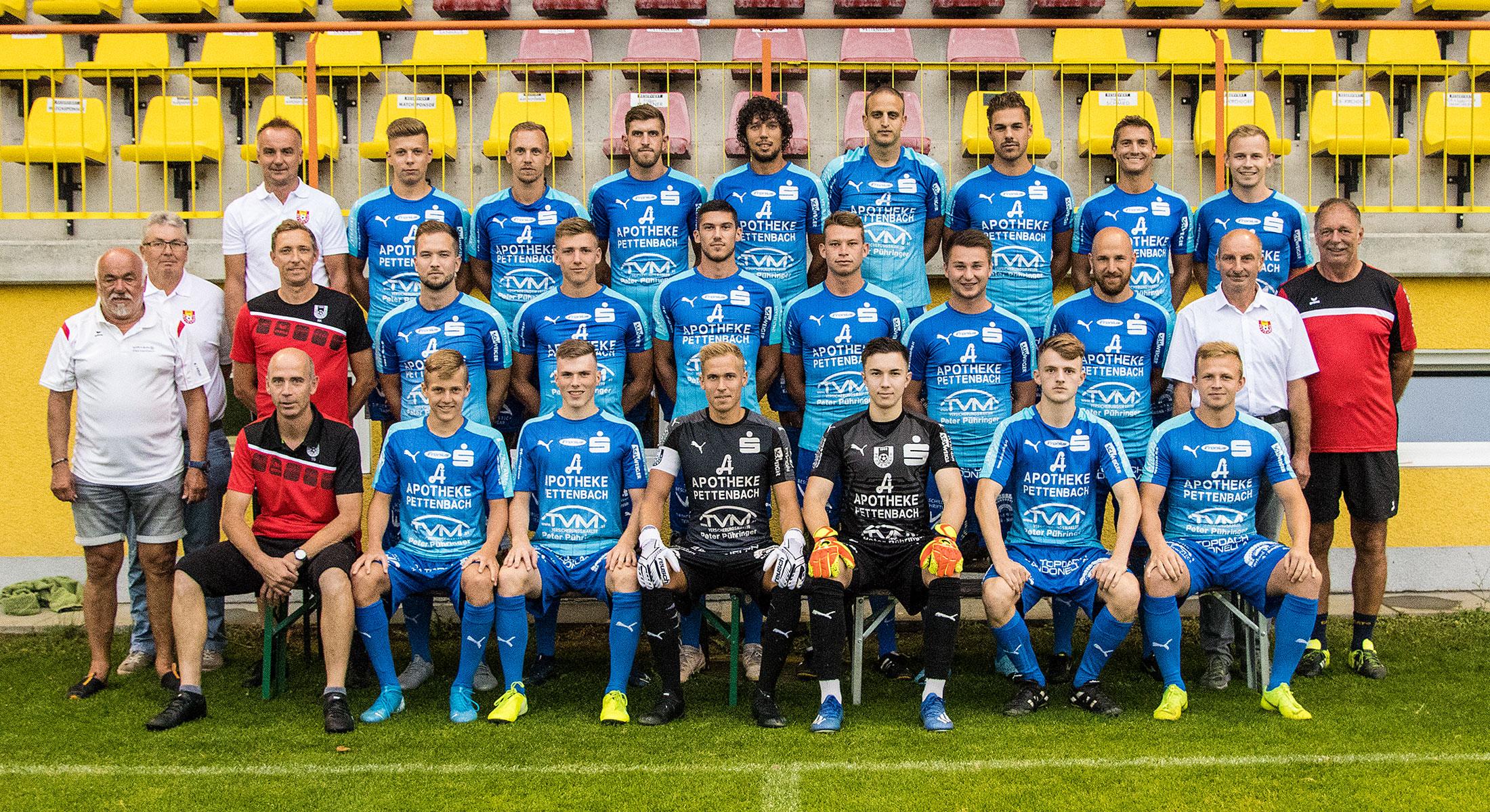 Union Pettenbach Kampfmannschaft 2020/21