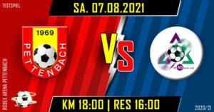 Testspiel Admira Linz @ ROBEX Arena Pettenbach