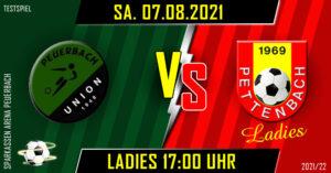 Ladies Testspiel Peuerbach @ Sparkassen Arena Peuerbach