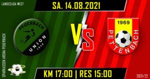 1. Runde Landesliga West @ Sparkassen Arena Peuerbach