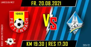 2. Runde Landesliga West @ ROBEX Arena Pettenbach