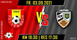 4. Runde Landesliga West @ ROBEX Arena Pettenbach