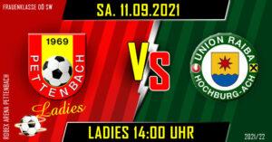 4. Runde Frauenklasse OÖ Süd/West @ ROBEX Arena Pettenbach