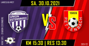 12. Runde Landesliga West @ Heinz Ertl Stadion Esternberg